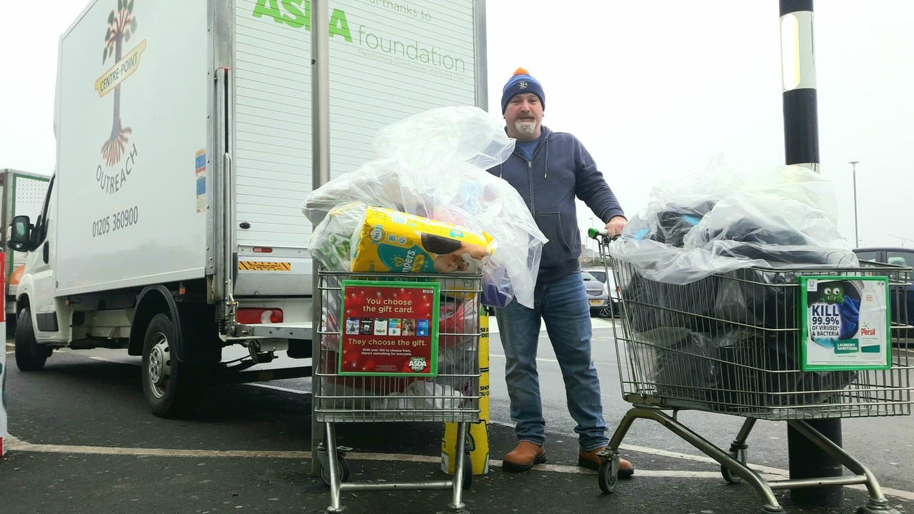 Gift appeal success | Asda Boston