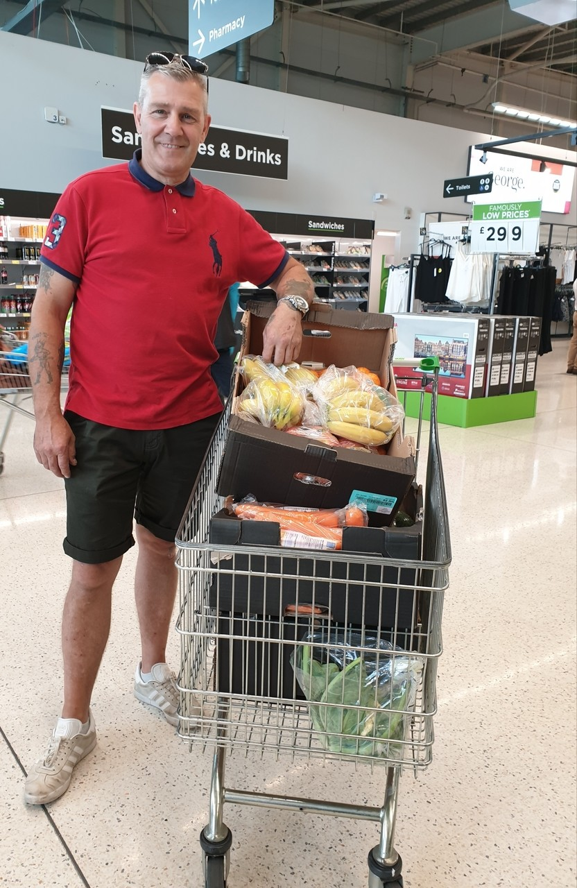 Helping to feed our community | Asda Hereford