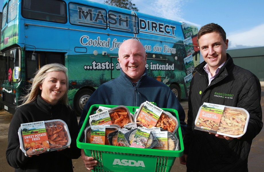 Mash Direct local supplier