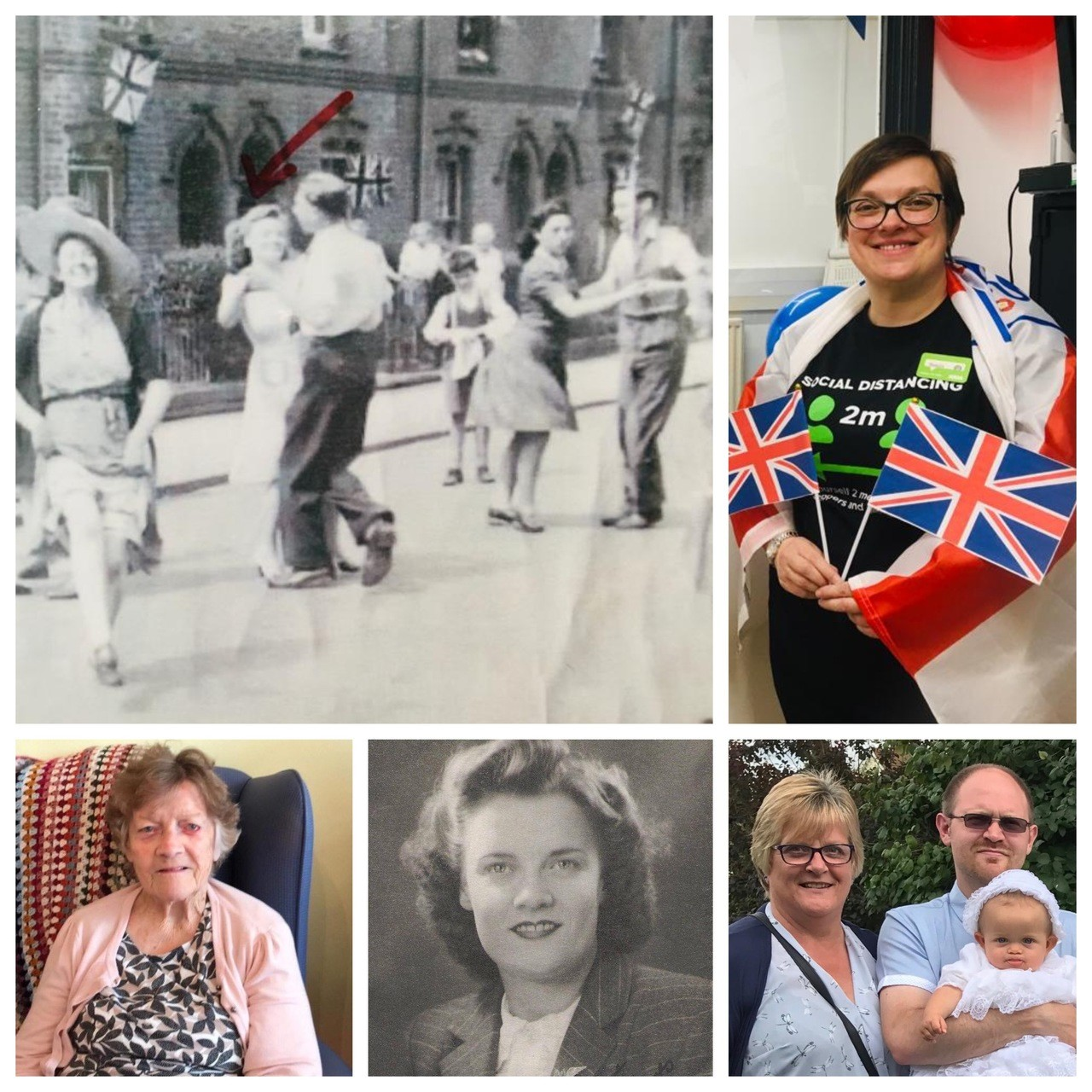 VE Day 75th anniversary celebrations at Asda Lower Earley | Asda Lower Earley