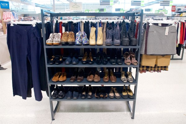 George at Asda has opened a pop-up second-hand clothes store at Asda Milton Keynes
