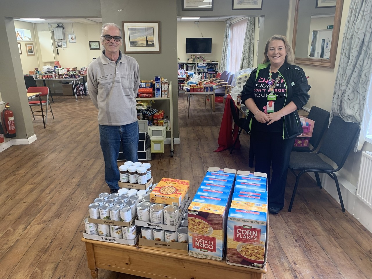Food Bank Donation | Asda Middleton