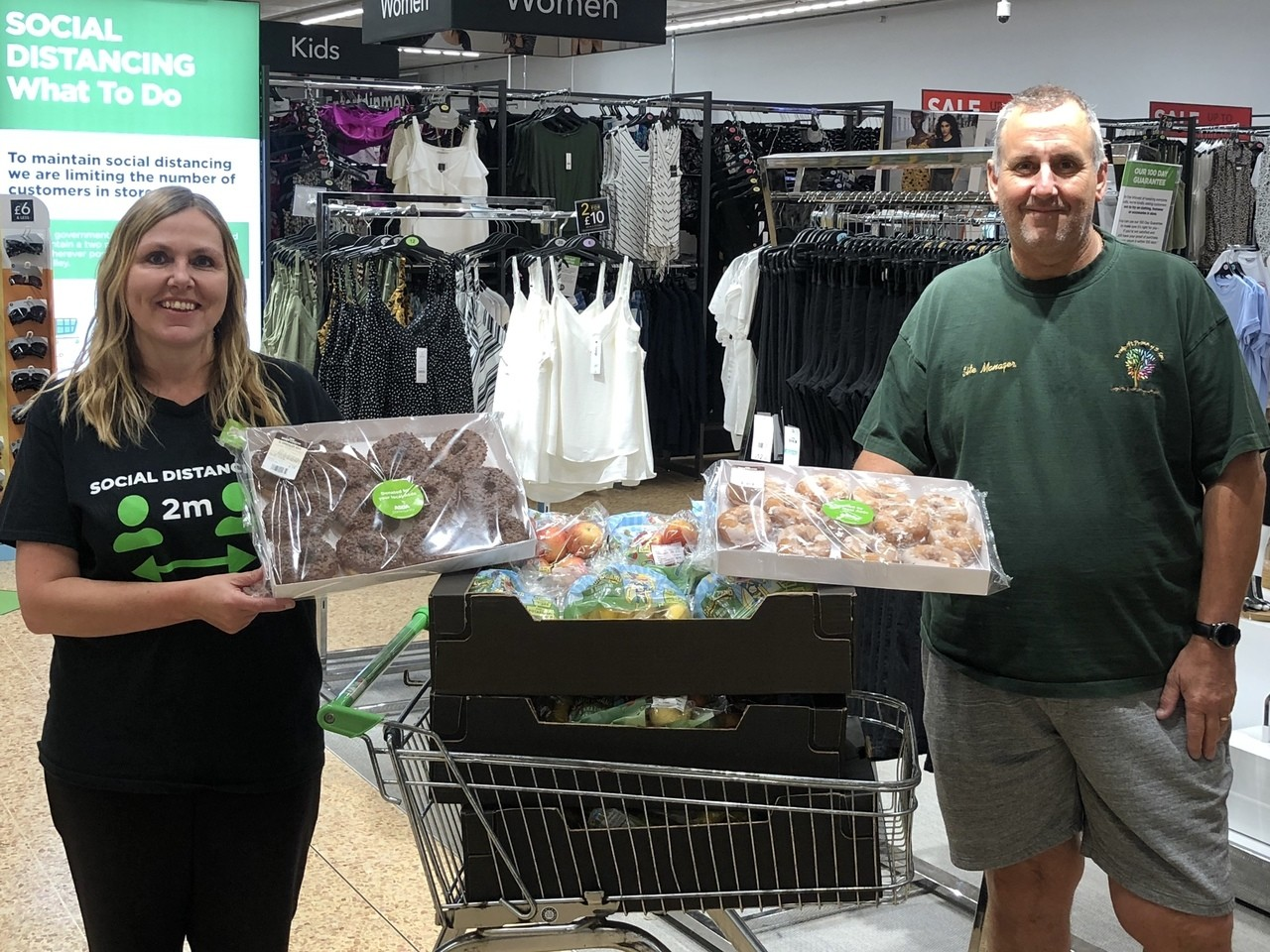 School donation  | Asda Waterlooville