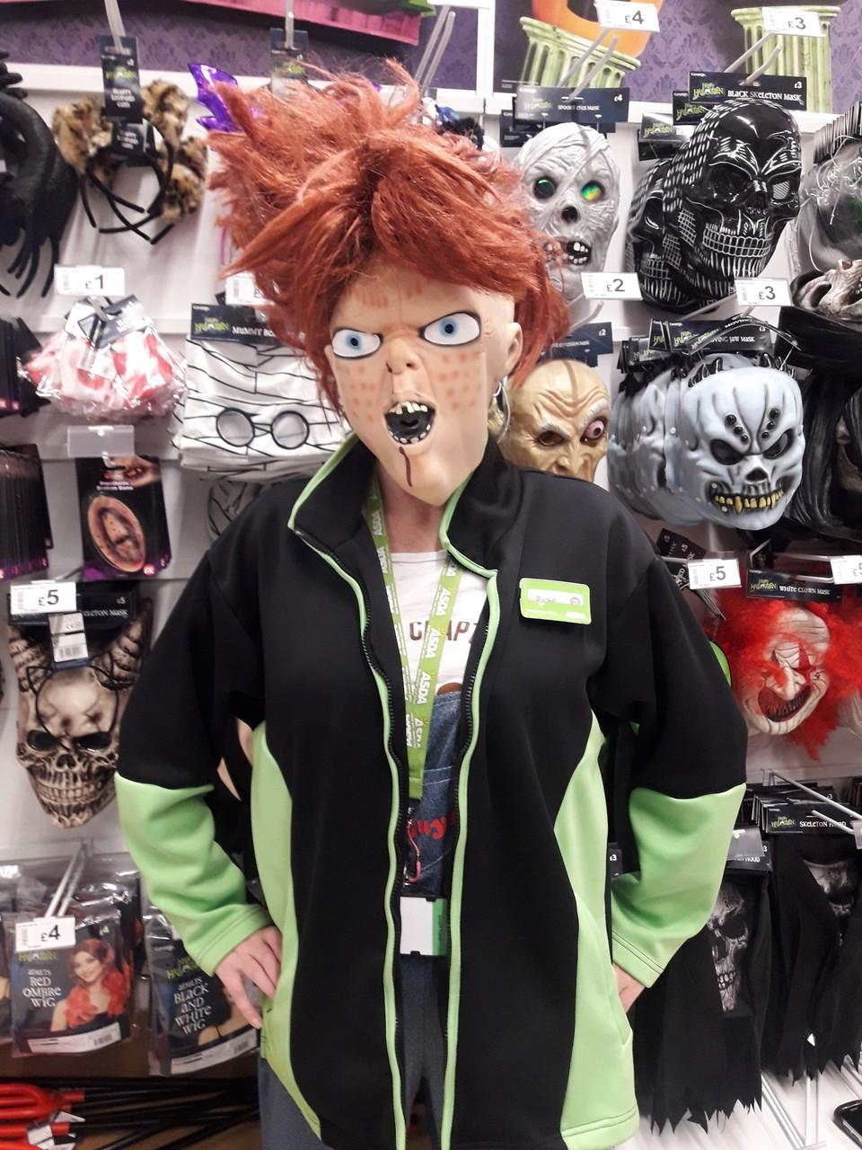 Halloween fun | Asda Gosforth