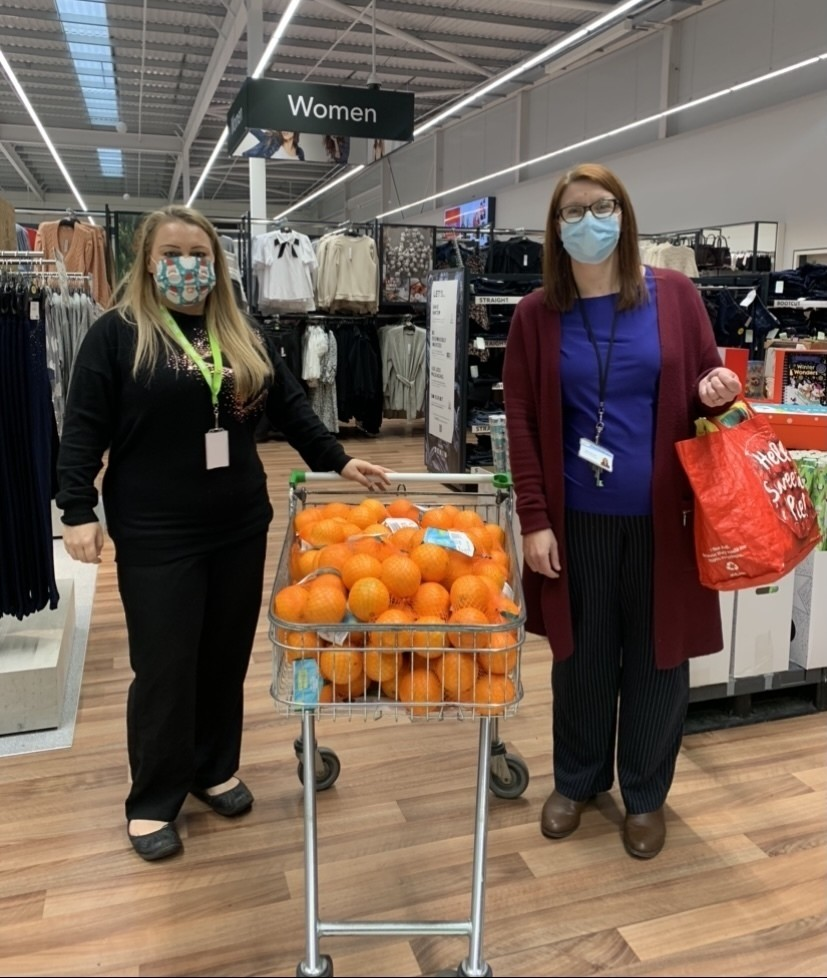 Christmas support in the community | Asda Middleton