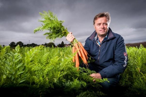 Guy Poskitt Asda Carrots