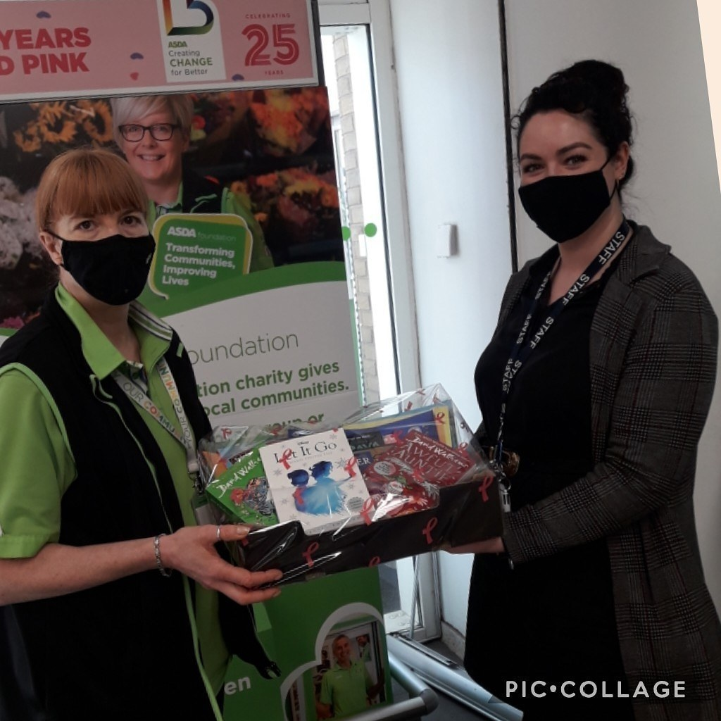 LORD ST PRIMARY SCHOOLWe have donated a selection of books for the childrens reading corner | Asda Colne