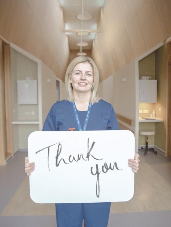 £500 Hygiene Grant for St Peter's Hospice | Asda Longwell Green