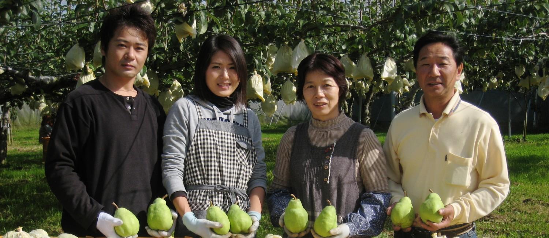 Japan direct farm sourcing produce