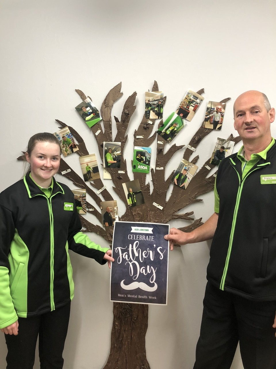 Celebrating our dads at Asda Cookstown  | Asda Cookstown