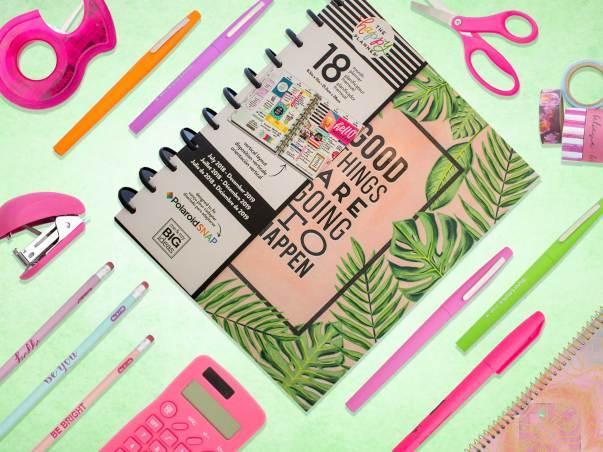 The Happy Planner customizable calendar