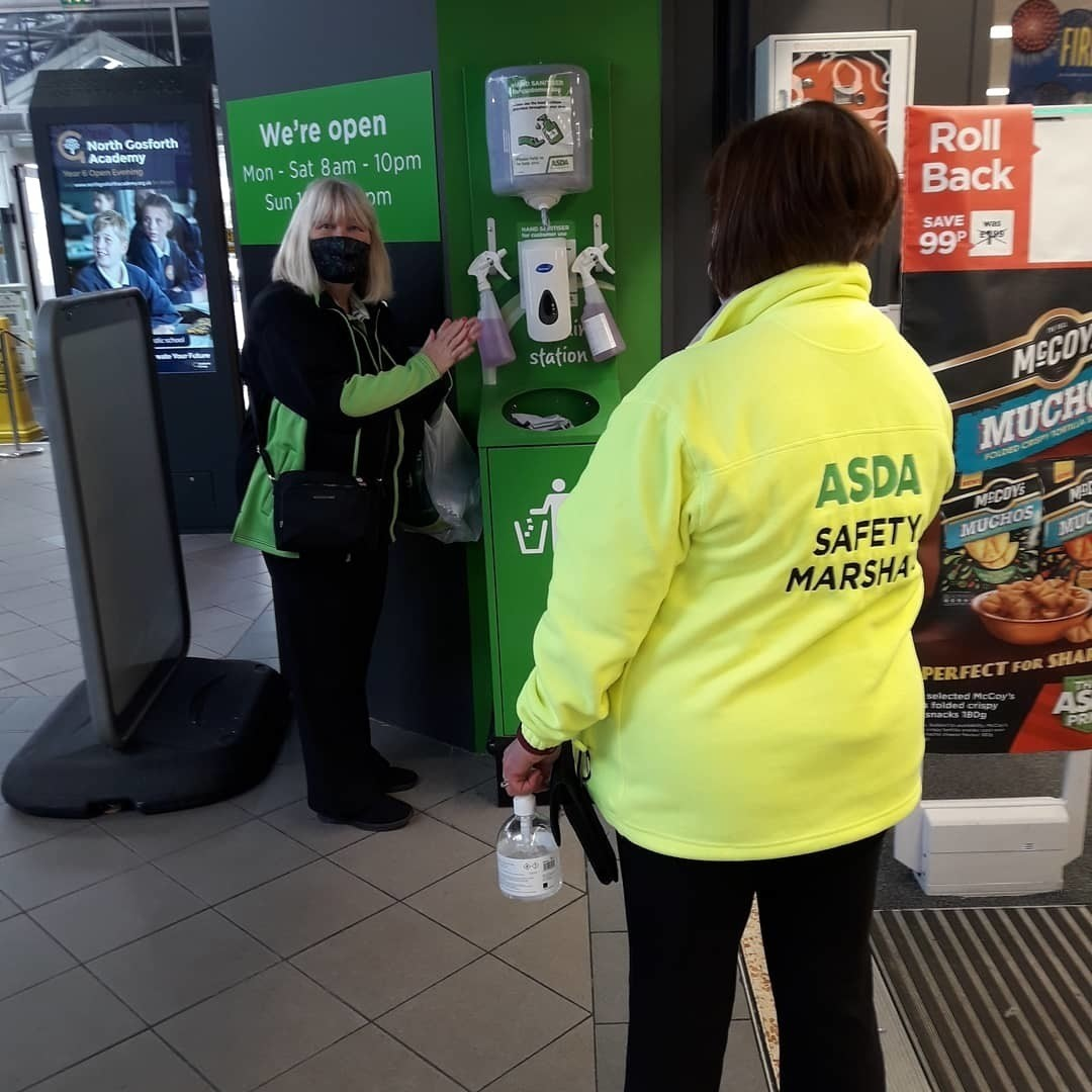 Looking after our Community  | Asda Cramlington