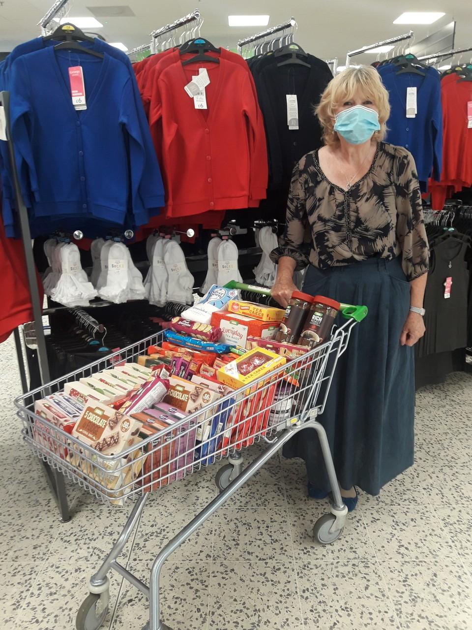 Supporting the Samaritans in Jesmond | Asda Gosforth