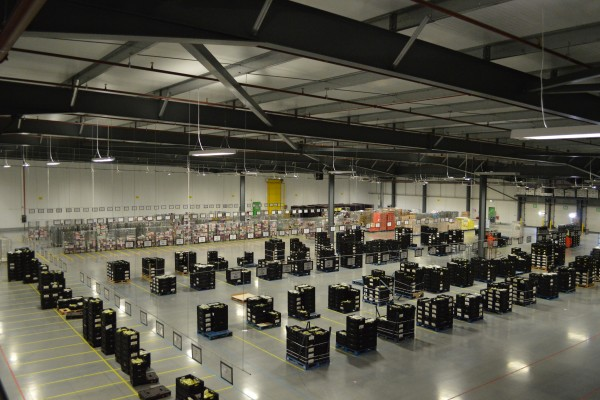 Distribution Centre interior