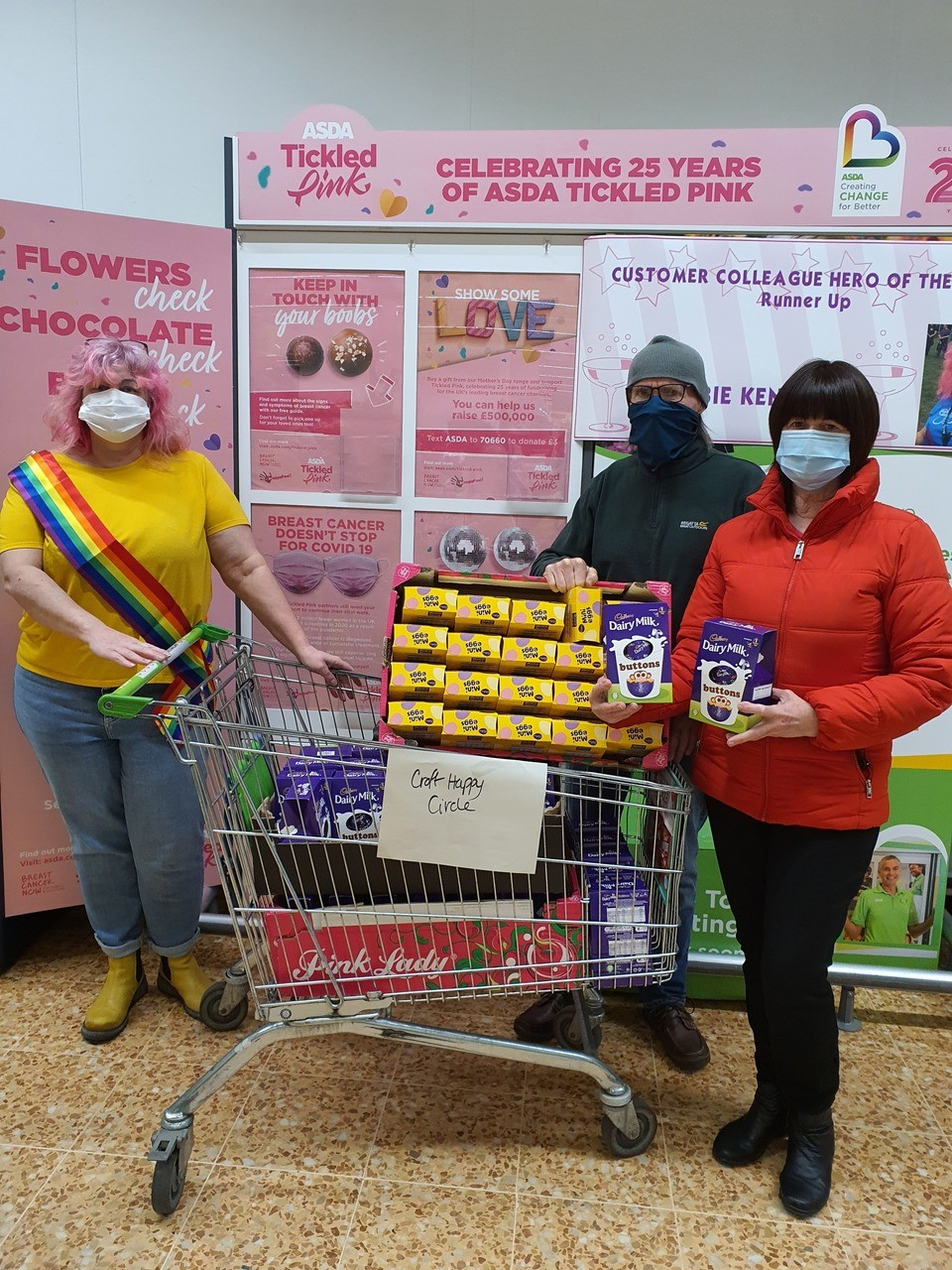 Easter at Croft Happy Circle | Asda Leicester