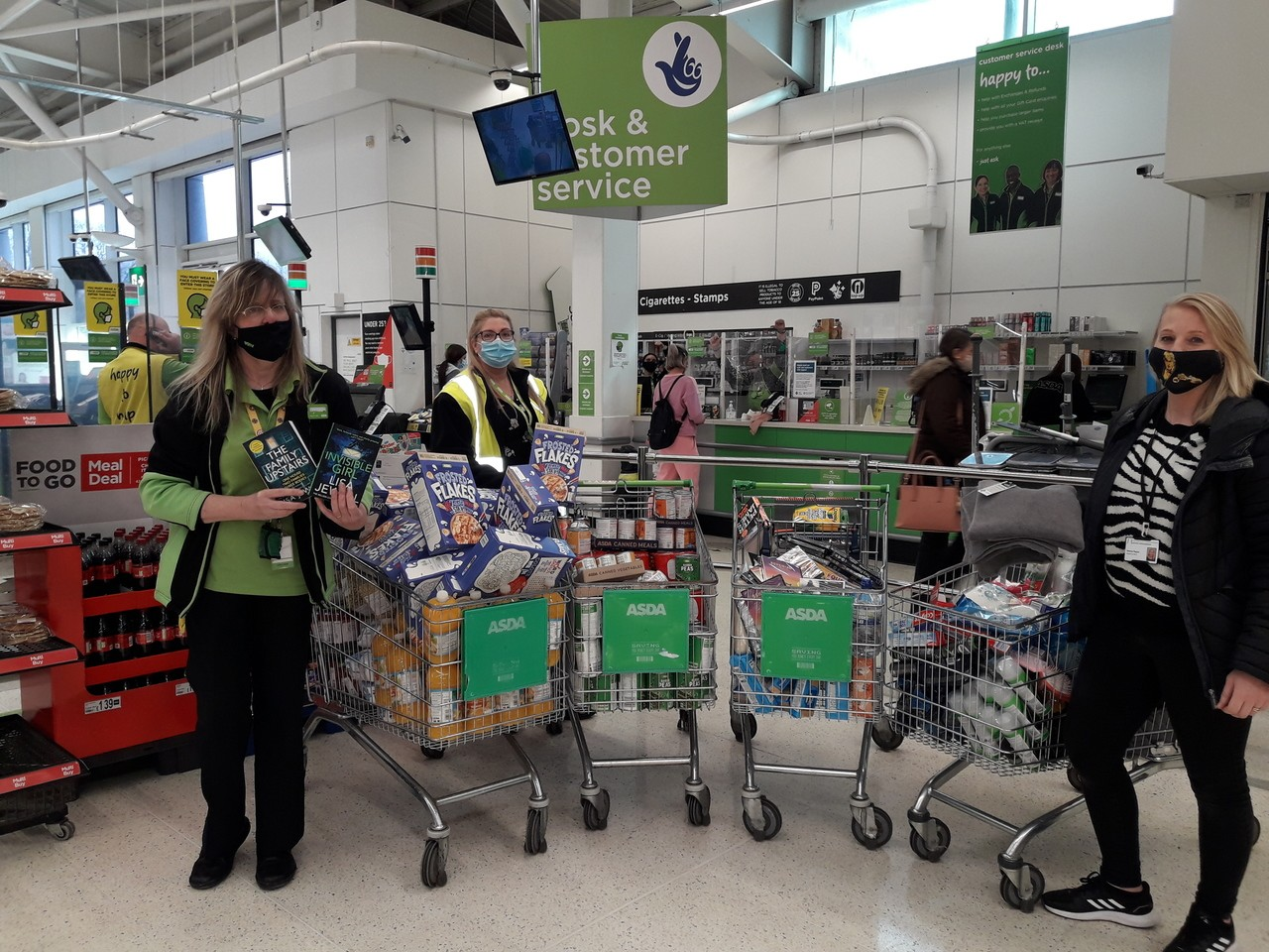 Improving the quality of life for those in need! | Asda Chatham