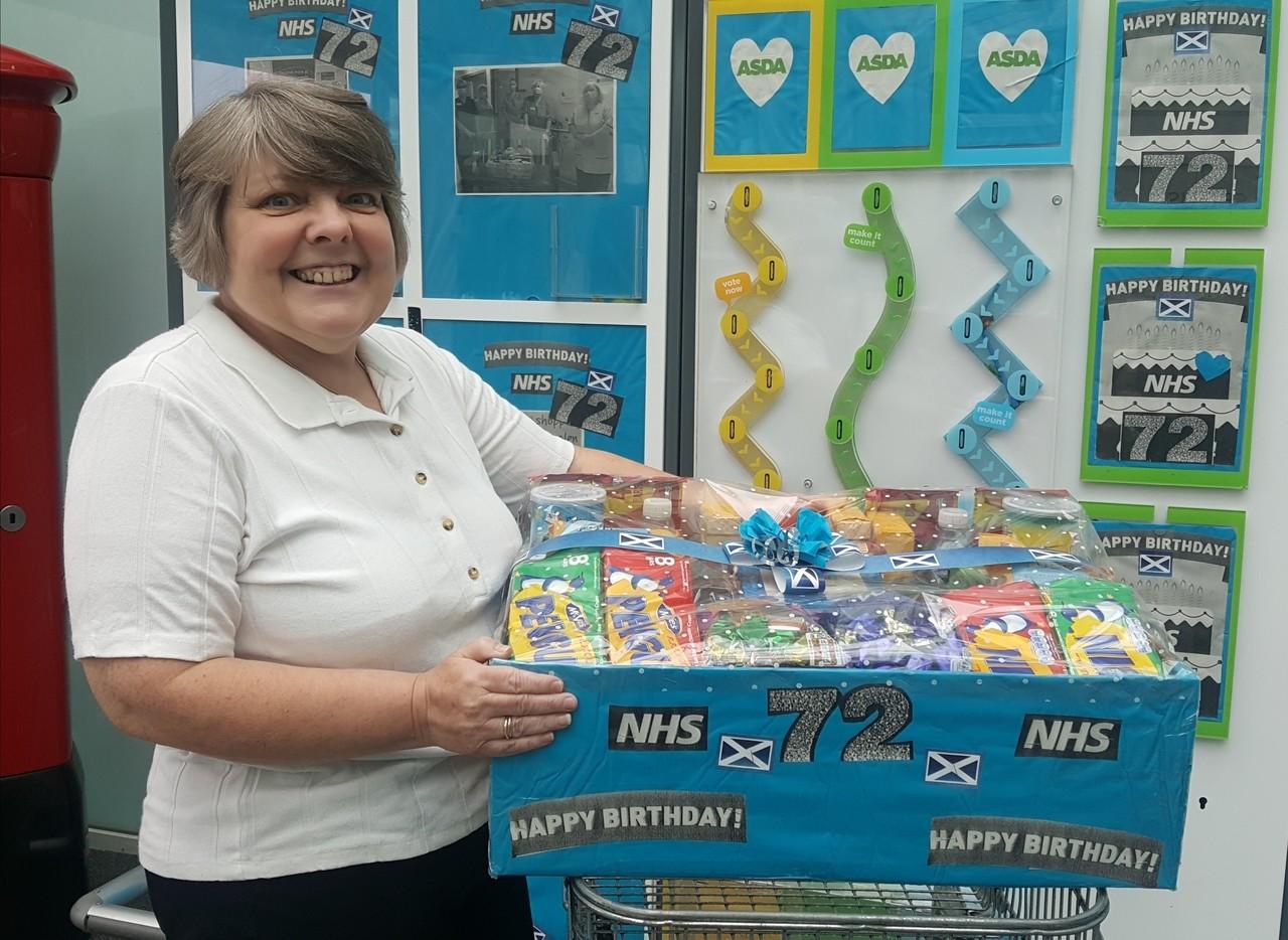 Happy birthday NHS | Asda Toryglen