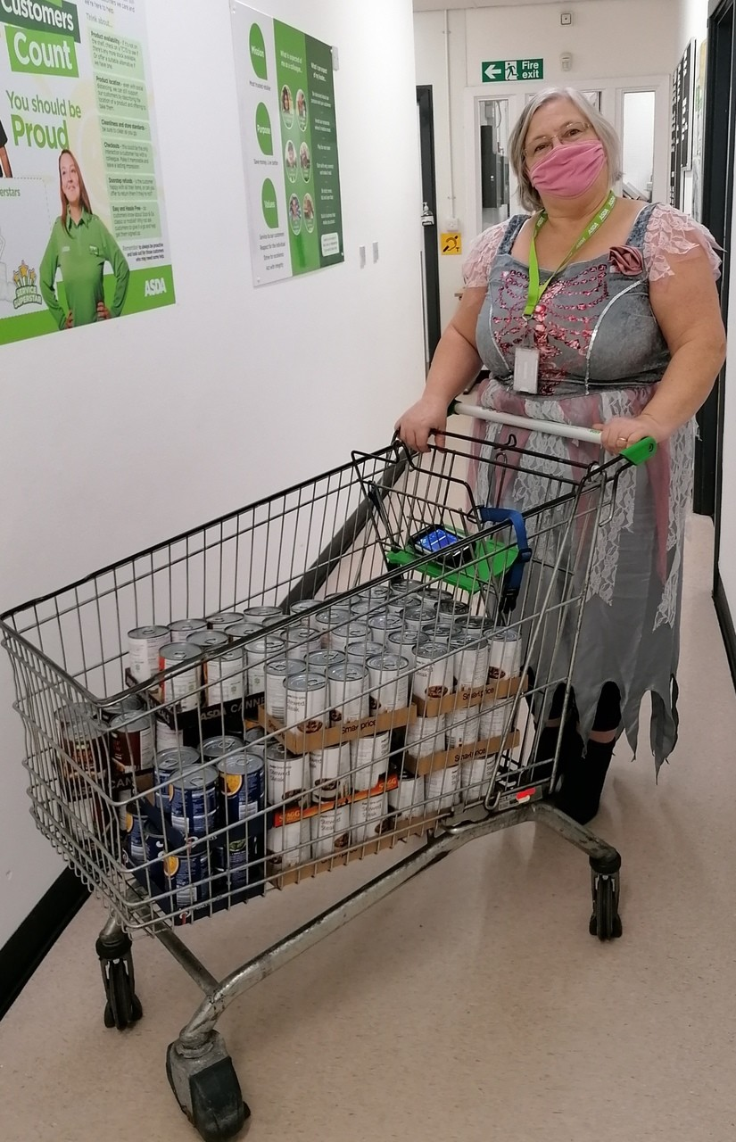 Fighting hunger within our community | Asda Motherwell