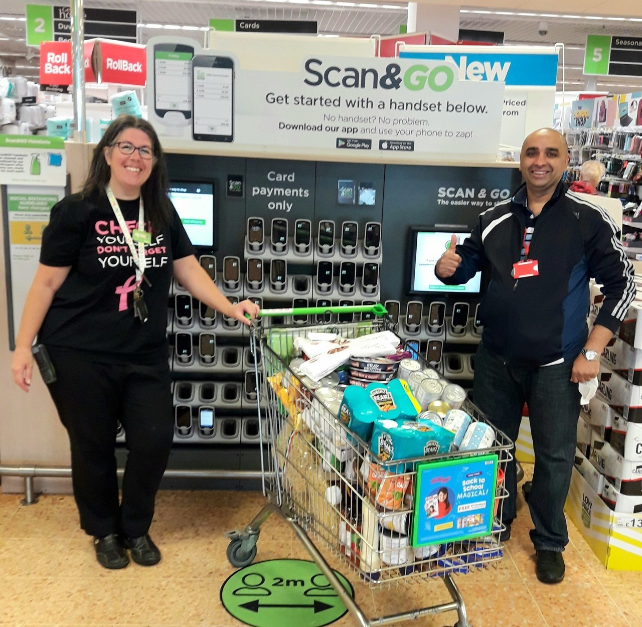 Helping the homeless and vulnerably housed  | Asda Leamington Spa