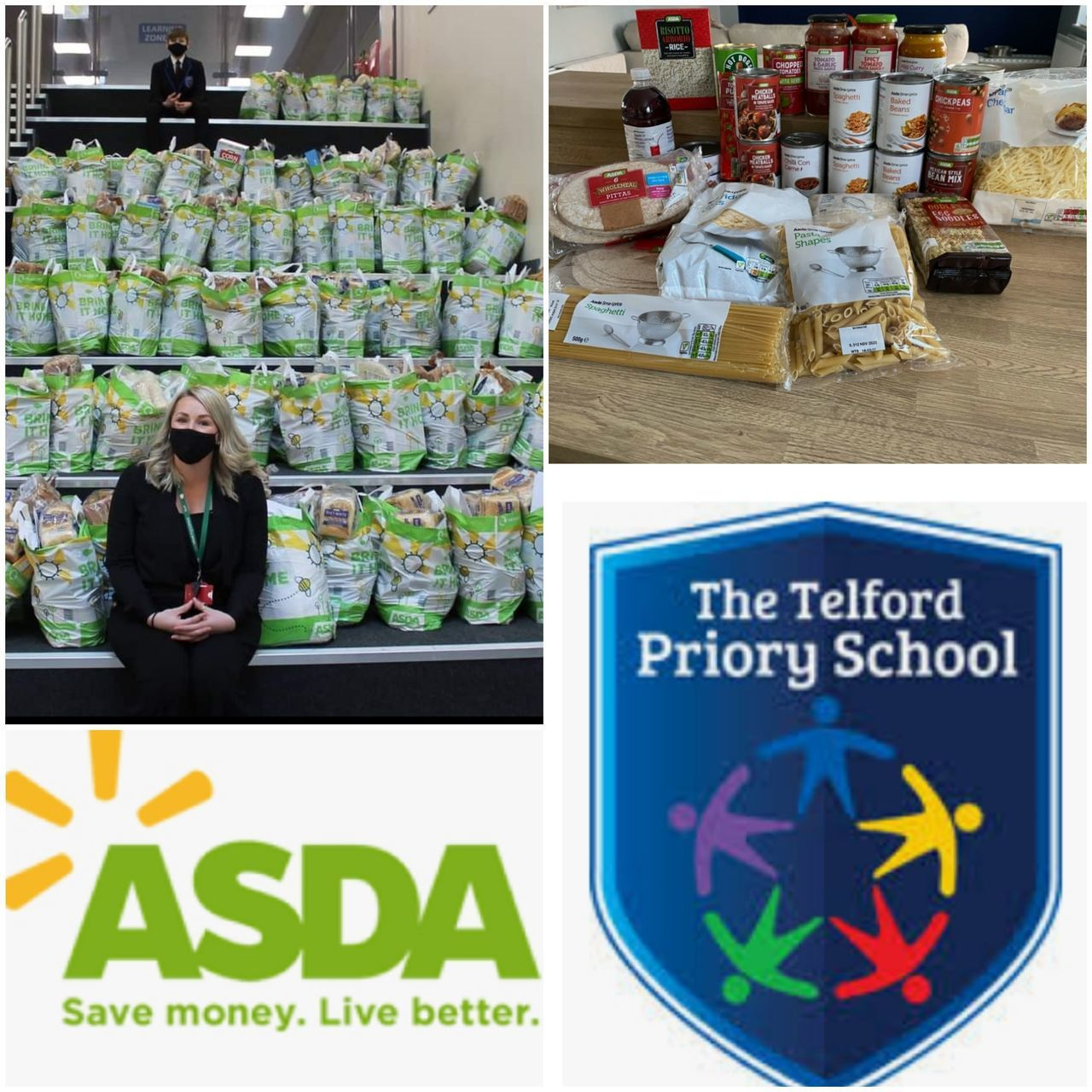 Support for families | Asda Donnington Wood