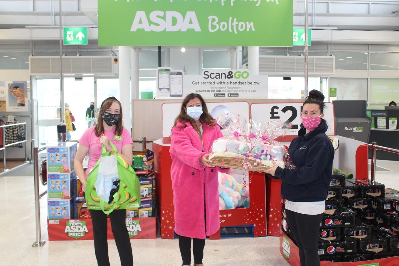 Baby Basics Bolton and Bury Donation. | Asda Bolton