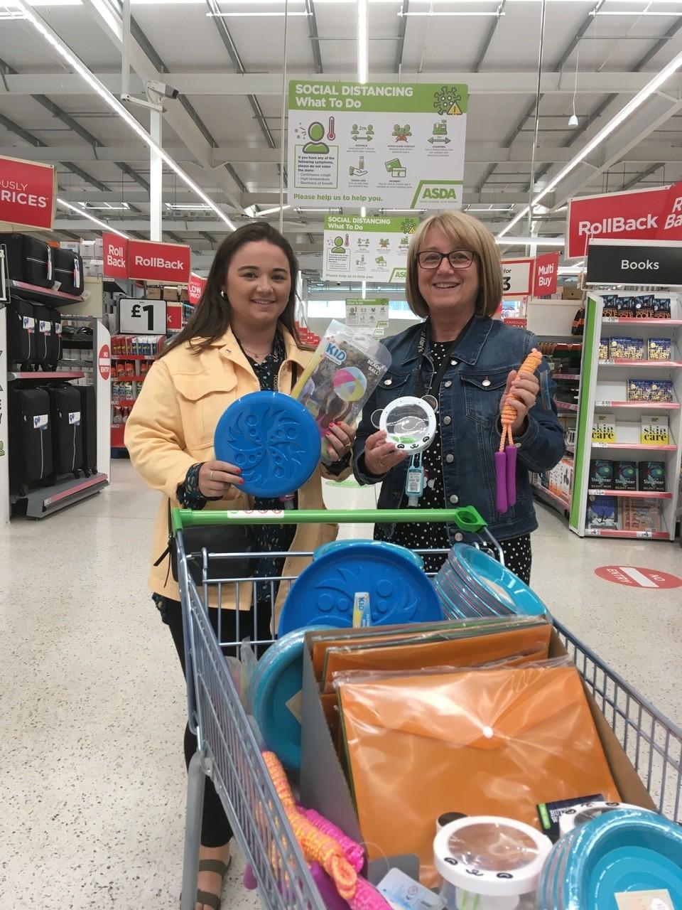 School Holiday Activity Packs | Asda Keighley