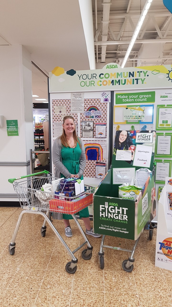 Happy to help | Asda Warrington