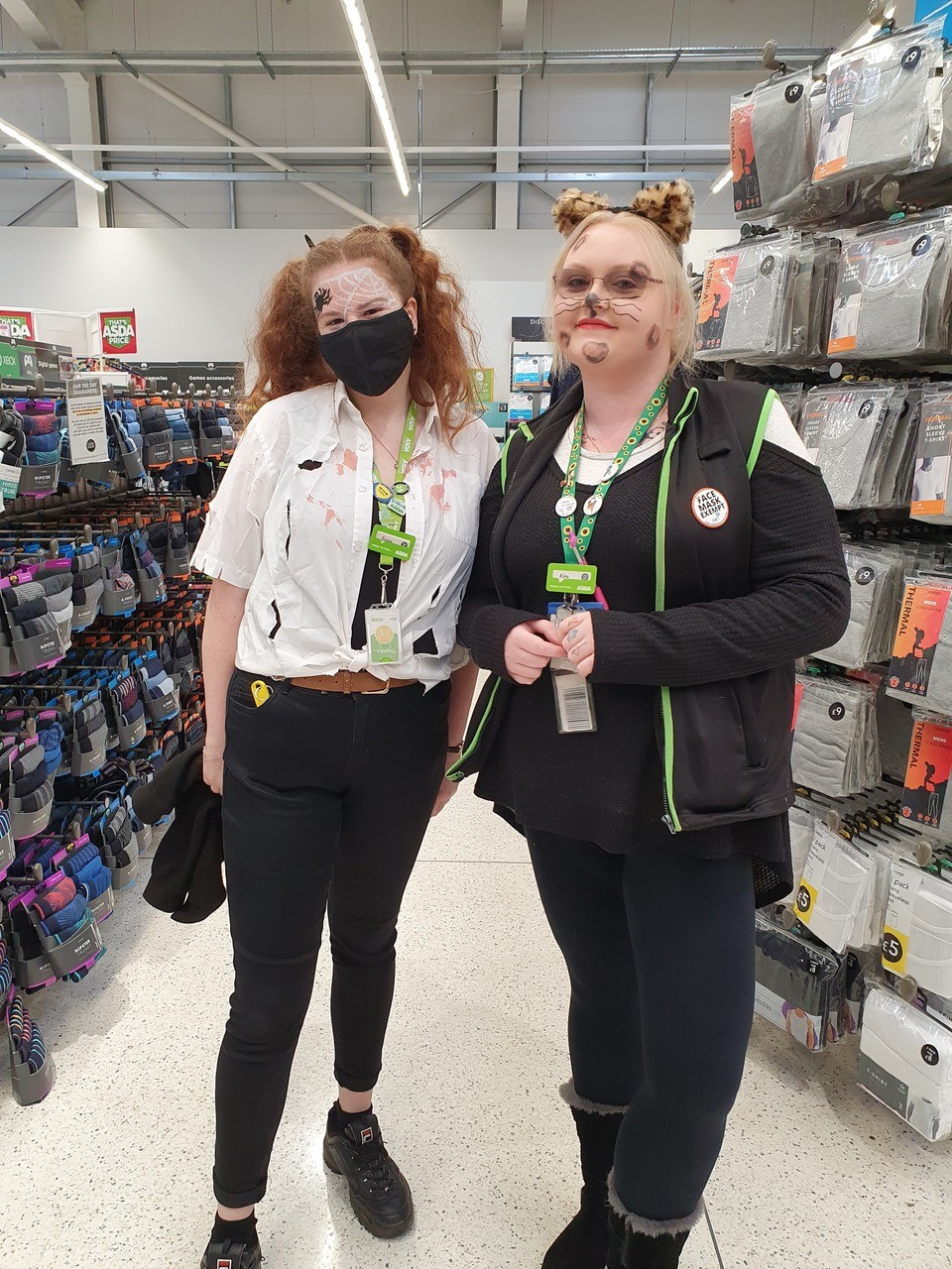Halloween dress up day | Asda Basingstoke