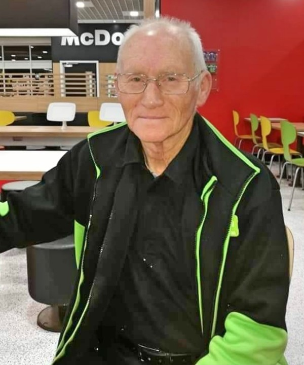 Our fabulous colleague Harry, 75, always goes the extra mile at Asda Benton