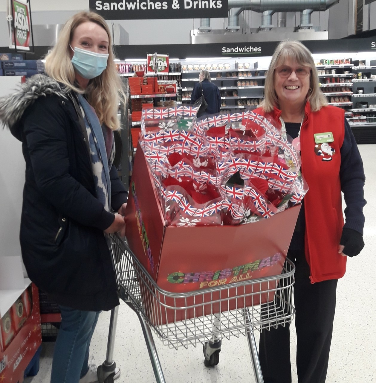 CHRISTMAS CHEER | Asda Kingshill