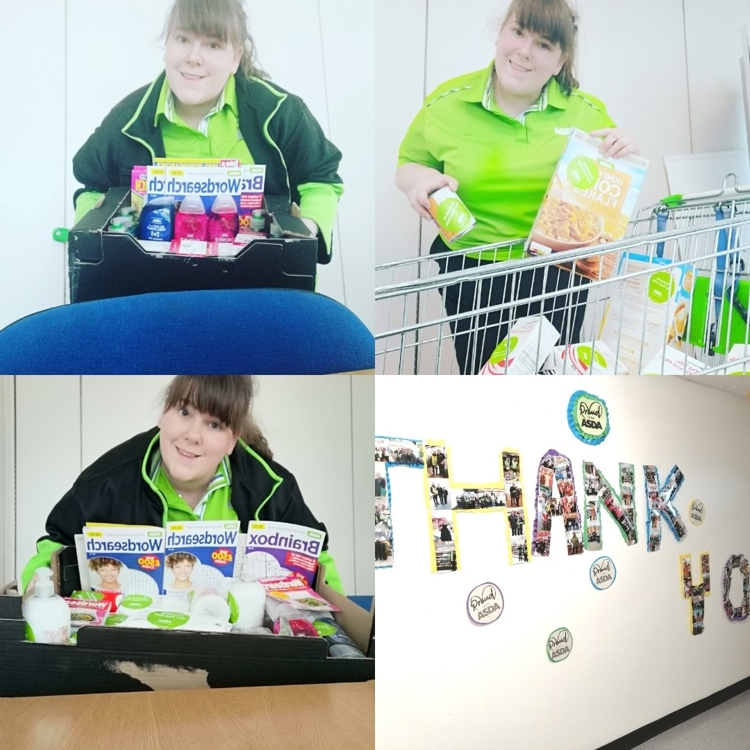 Donations  | Asda Skelmersdale
