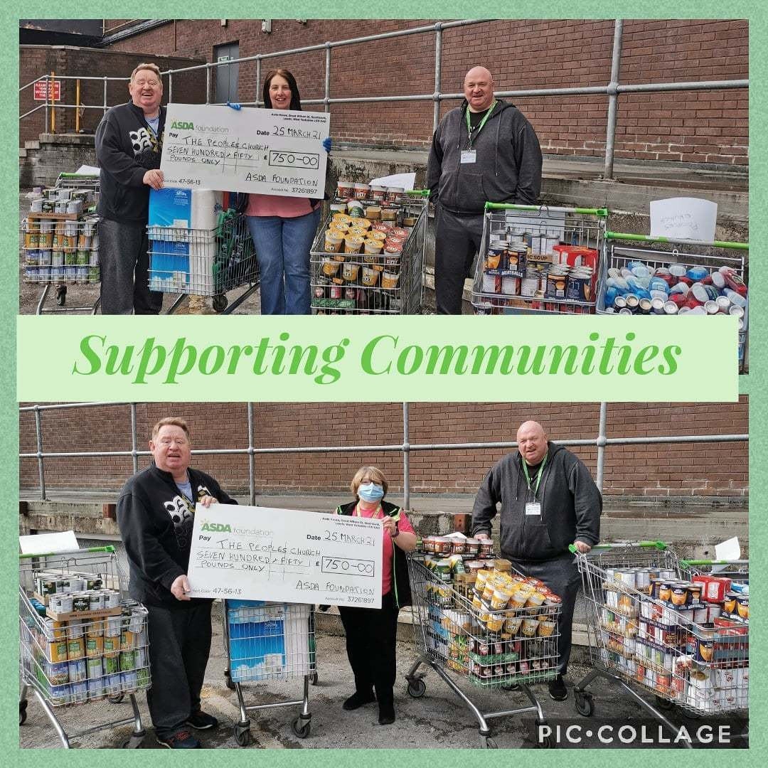 Supporting Communities | Asda Falkirk