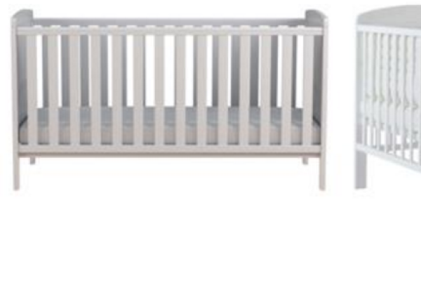 George Home Rafferty Cot Bed
