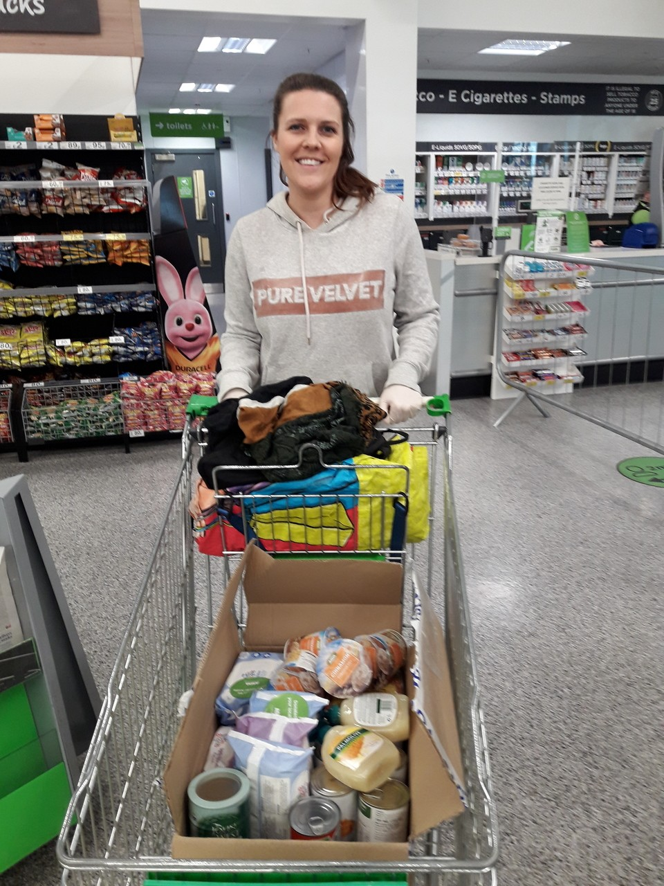 Donation to Supportability | Asda Reddish
