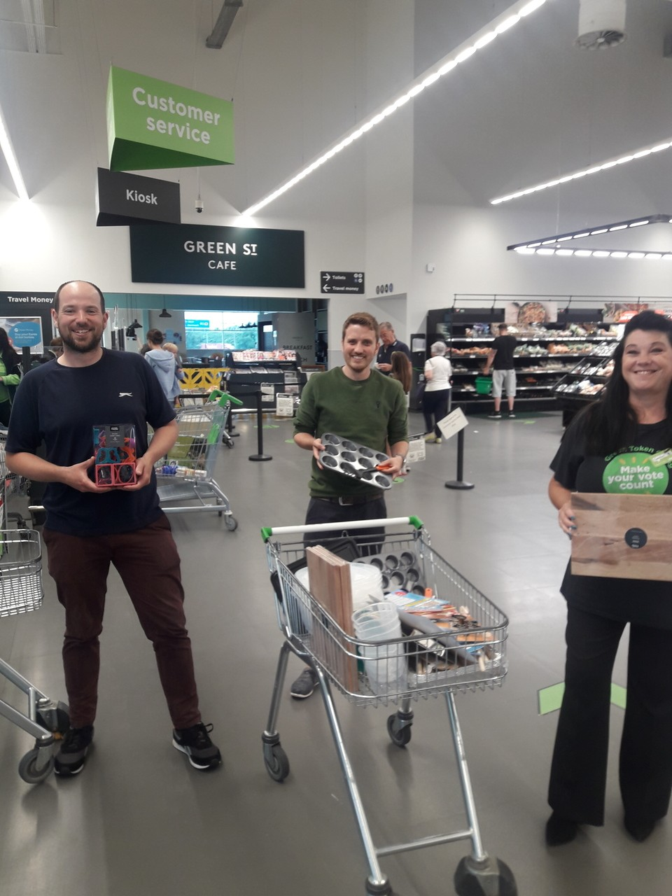 School donation | Asda Patchway