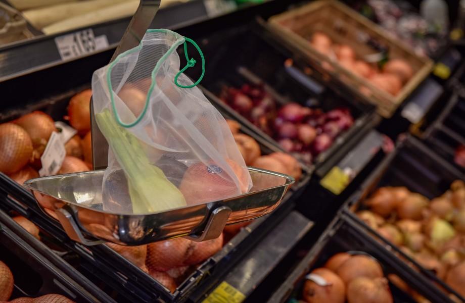 Asda reusable veg bags