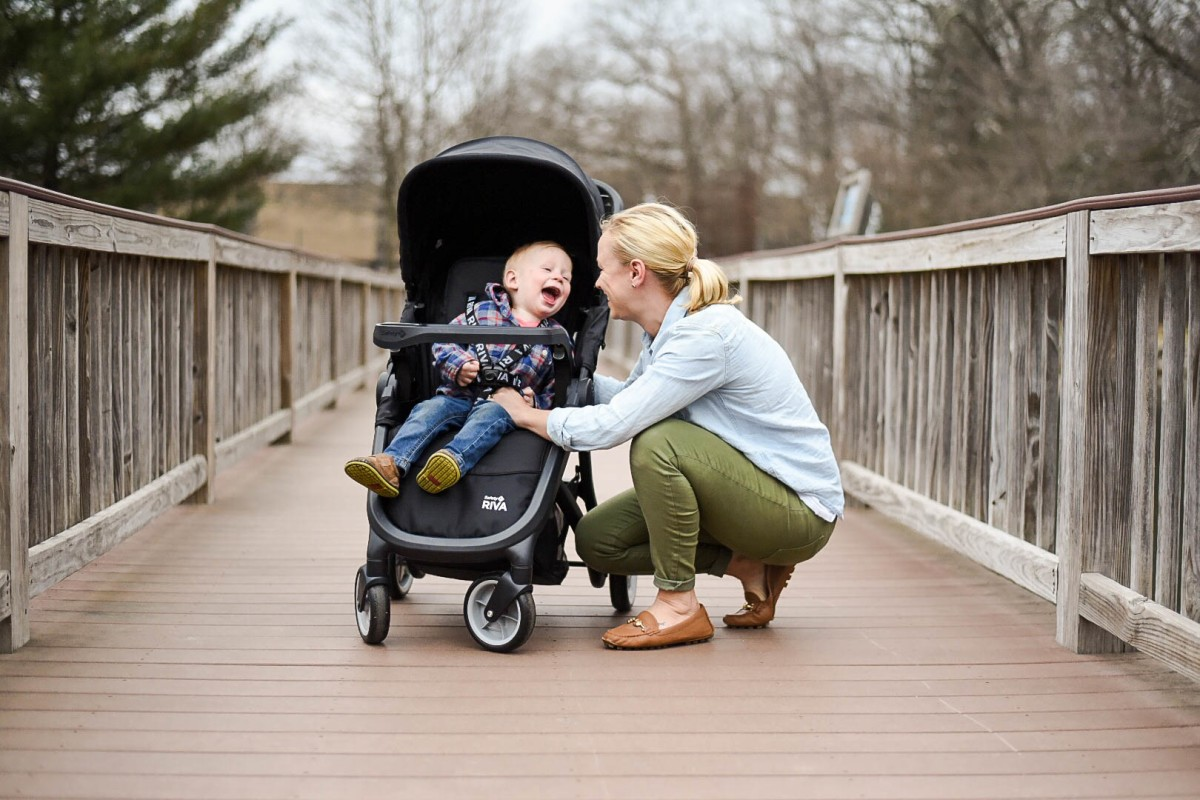 Walmart and Safety 1st Unveil Made in America Stroller Produced From ...
