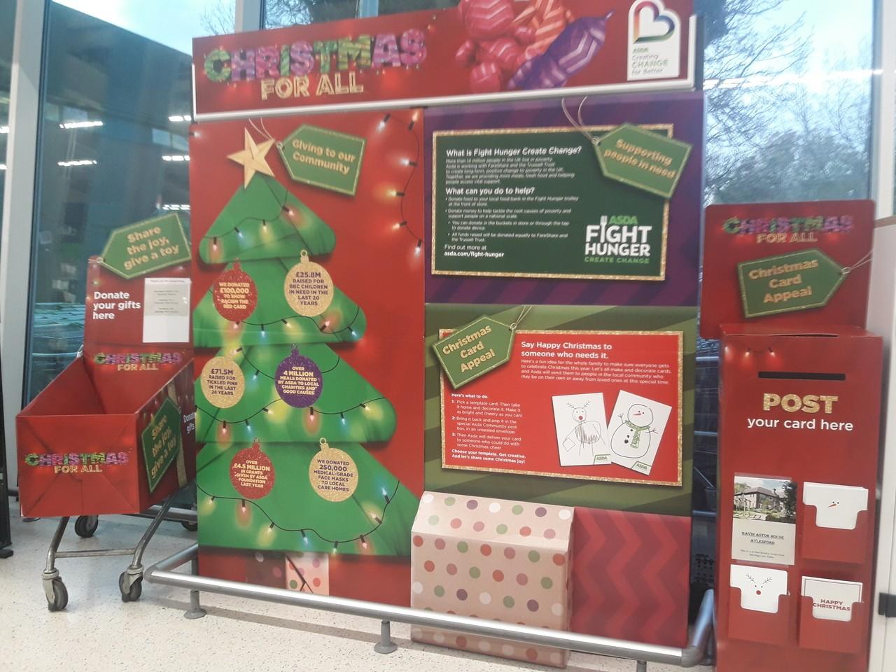 Christmas at Kingshill | Asda Kingshill