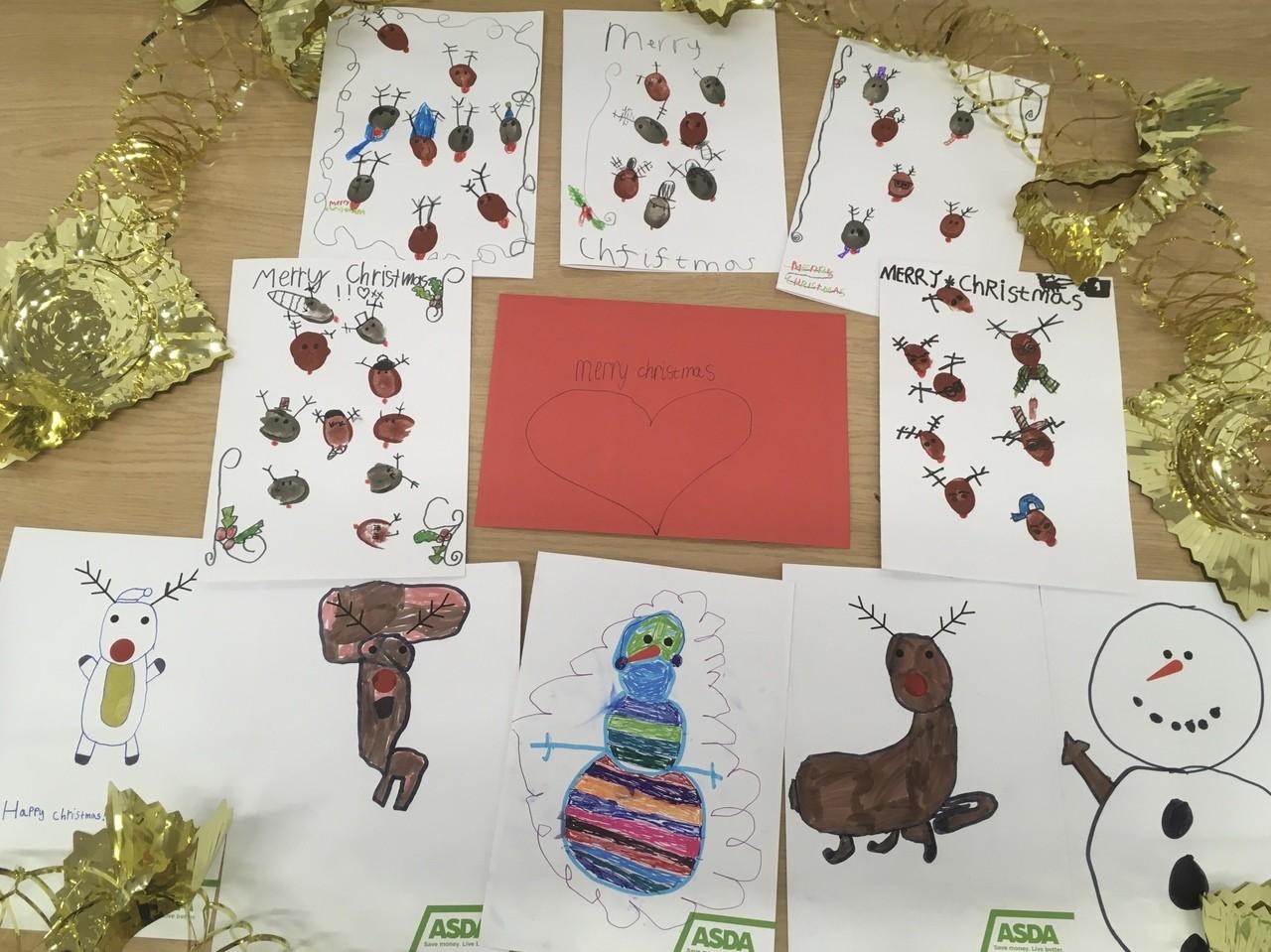 Christmas Cards for Care Homes | Asda Forfar