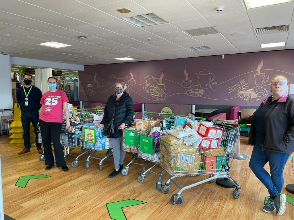 Supporting the community | Asda Tilbury