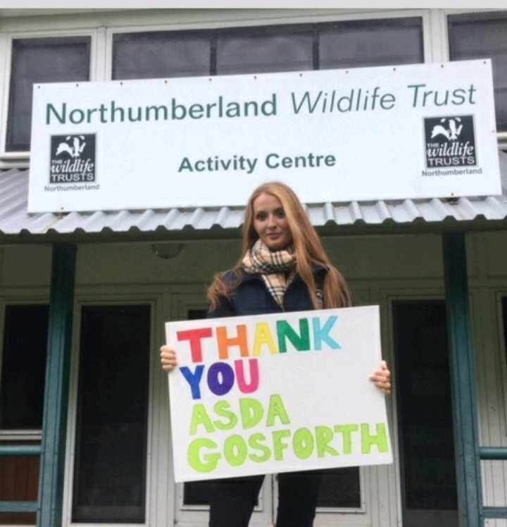 Wildlife centre receives funding to support activities | Asda Gosforth