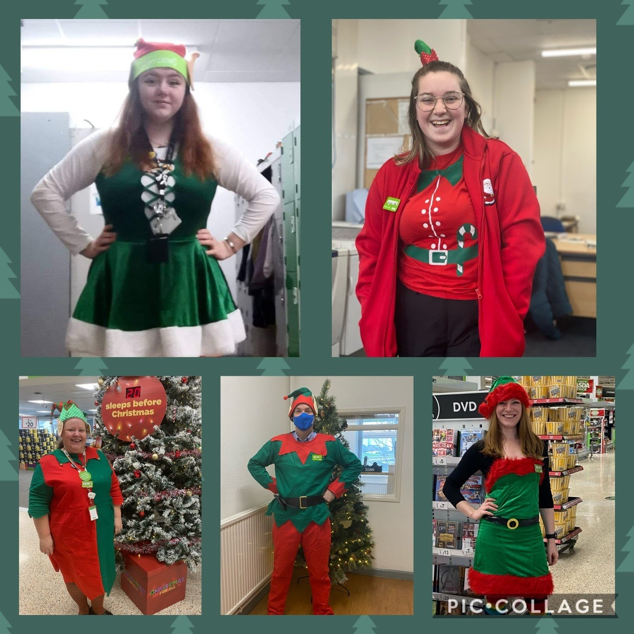 Elf service! | Asda Gosport