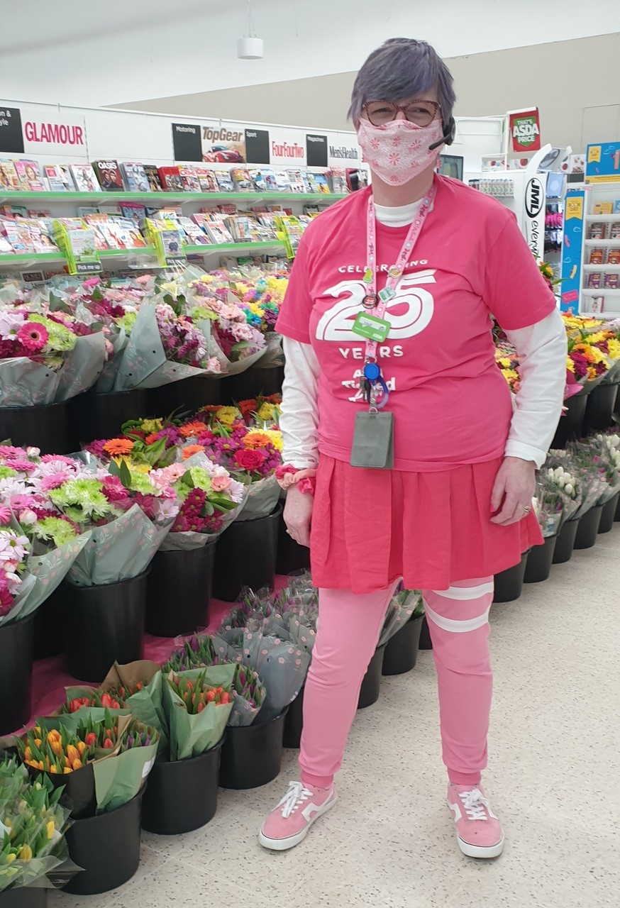Celebrating 25 years of Tickled Pink | Asda Toryglen