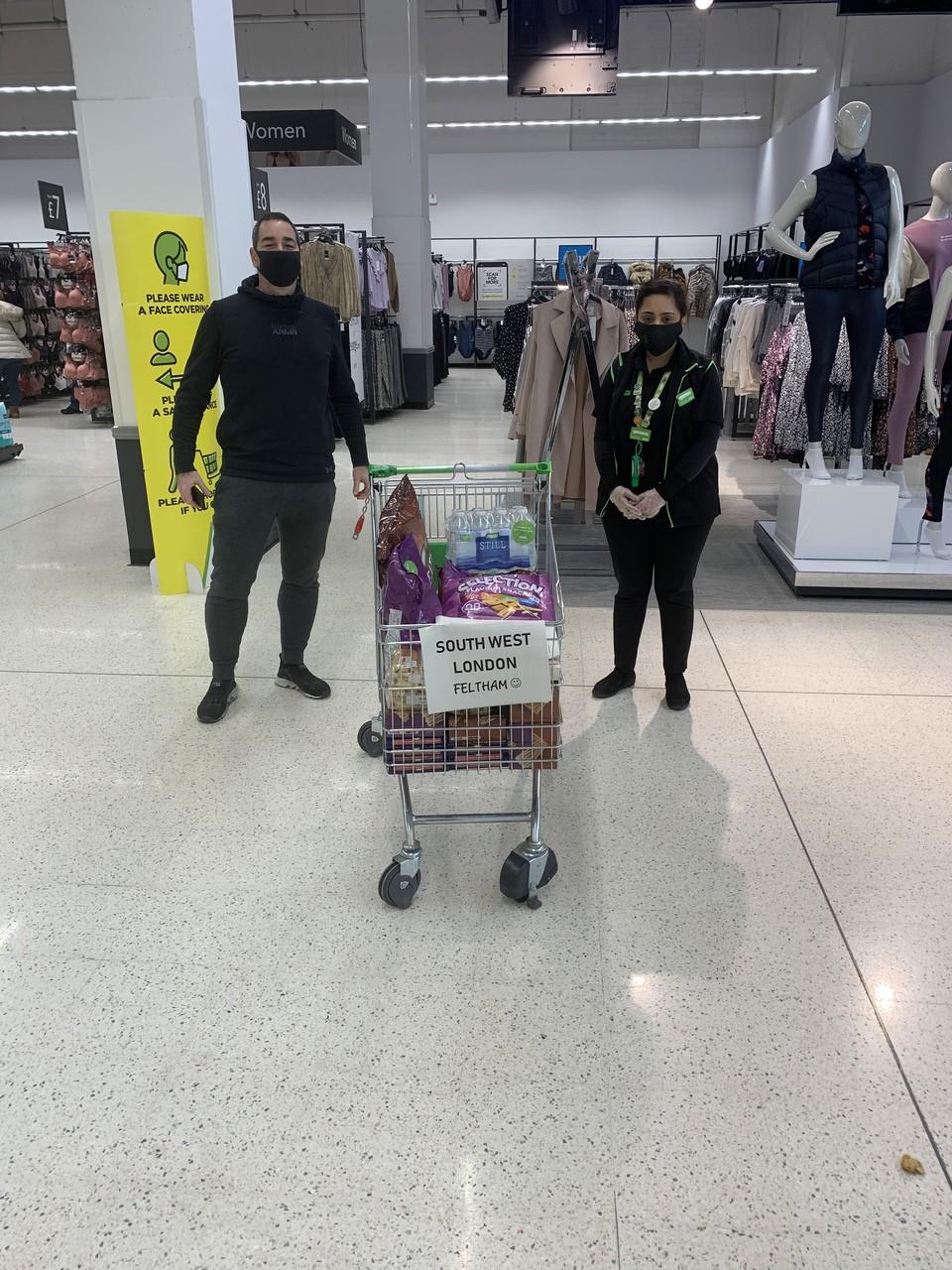 Five stores help London Ambulance Service | Asda Feltham