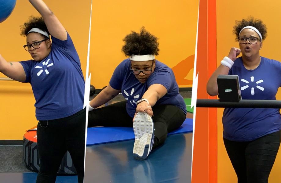 Gym membership 3 image combo