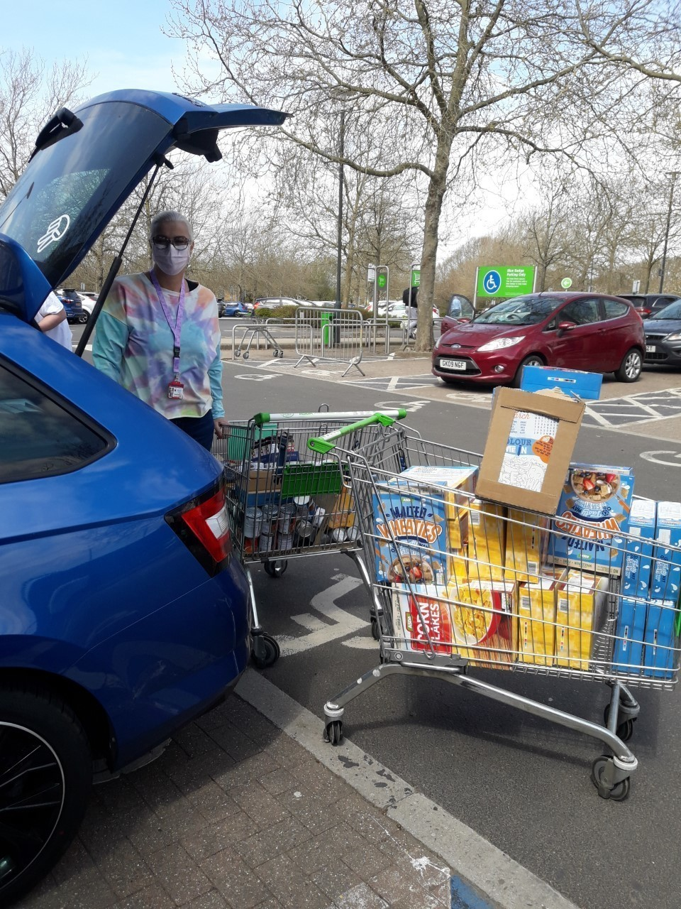 Supporting the Communities | Asda Kingshill