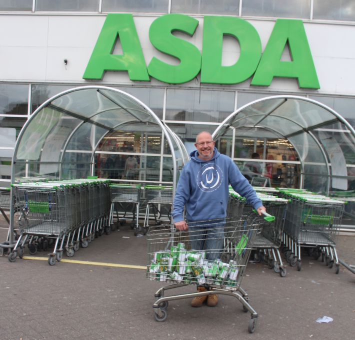 Bolton store donation to Urban Outreach charity.  | Asda Bolton