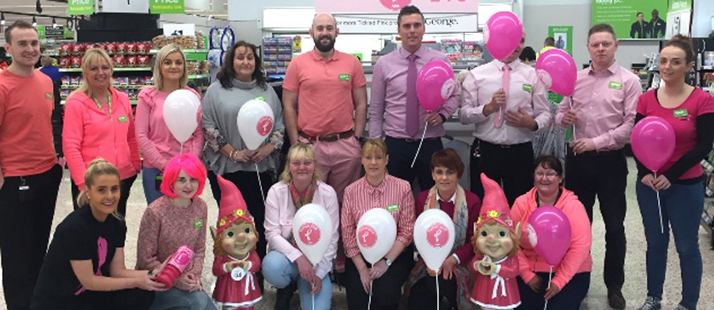 Omagh store gets behind Tickled Pink 2017