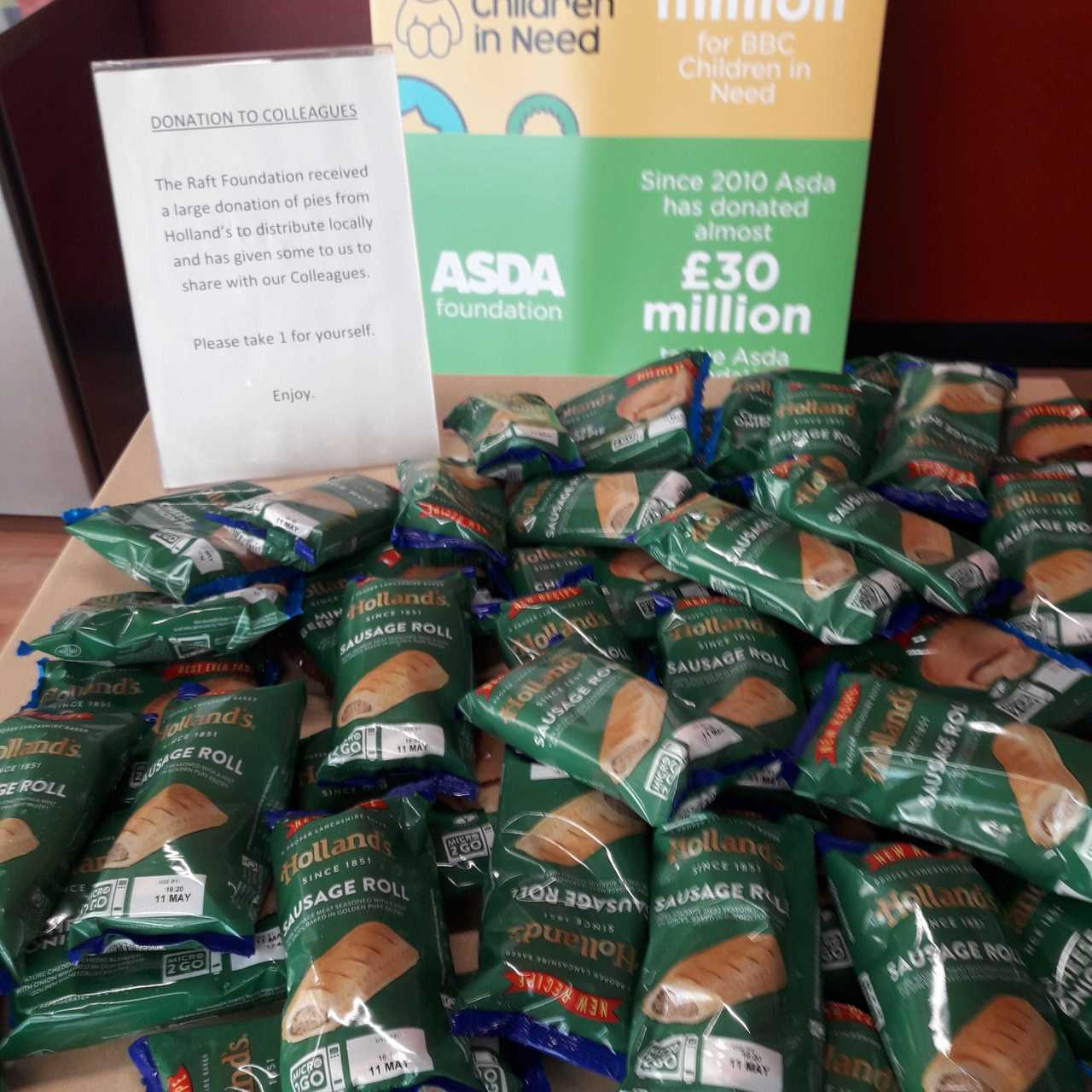Sharing the love  | Asda Rawtenstall