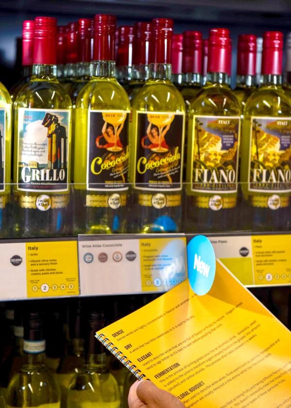 Wine Atlas Cococciola